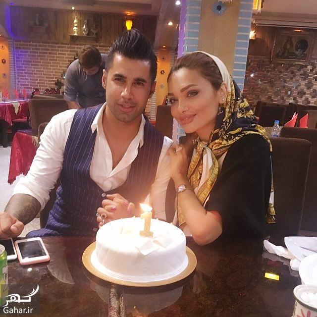725335 Gahar ir عکس های دیدنی محسن فروزان و همسر مدلینگ اش