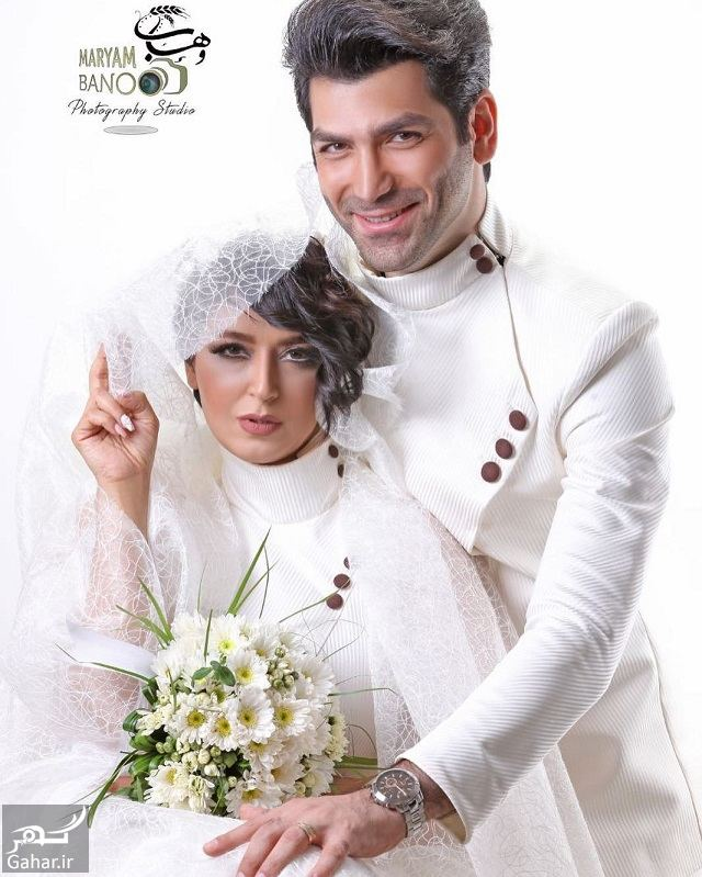 771006 Gahar ir انتشار عکسی جذاب از عروسی فریبا طالبی بازیگر سریال ستایش 2