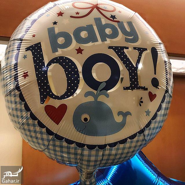 849694 Gahar ir پسر دوم روناک یونسی در کانادا به دنیا آمد + تصاویر
