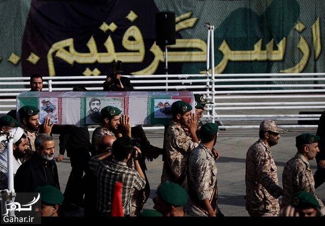 856306 Gahar ir تصاویر / مراسم تشییع پیکر مطهر شهید محسن حججی در تهران