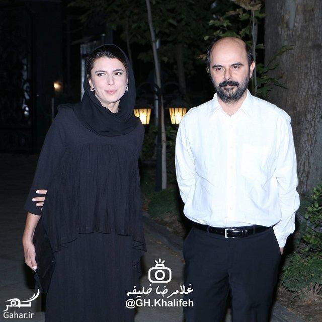 999685 Gahar ir تصاویر دیدنی از علی مصفا و لیلا حاتمی در افتتاحیه فیلم سینمایی لیلا