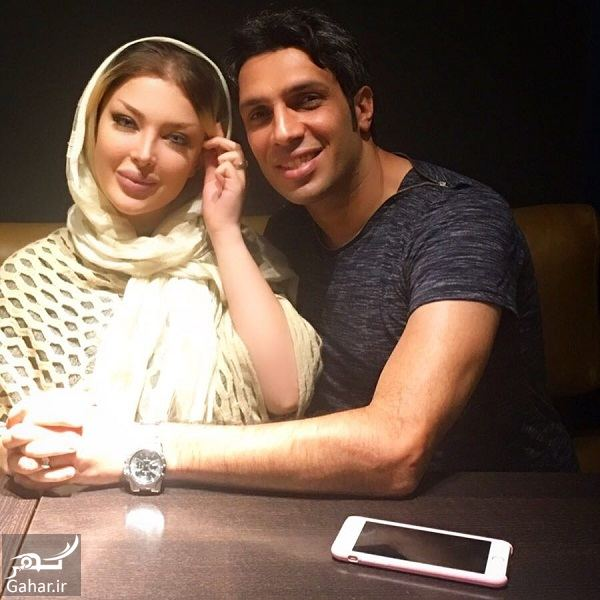 011845 Gahar ir عکسی دیدنی از سالگرد ازدواج سپهر حیدری و همسرش