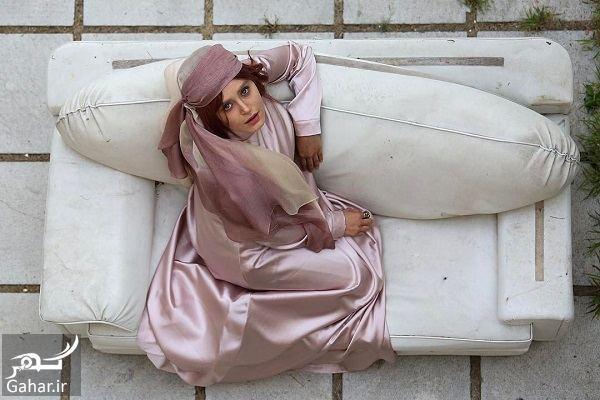 076597 Gahar ir تصاویر / گریم جدید و متفاوت الناز شاکردوست در فیلم جدیدش