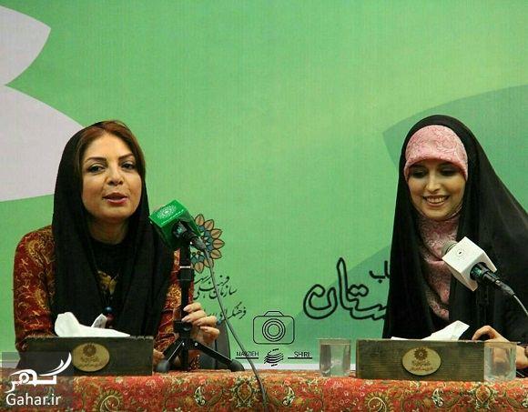 076632 Gahar ir عکسهای مژده لواسانی در جشن امضا کتابش خون انار گردن پاییز است