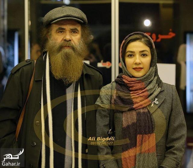 241644 Gahar ir عکس های دیدنی سارا صوفیانی و همسرش با 28 سال اختلاف سنی