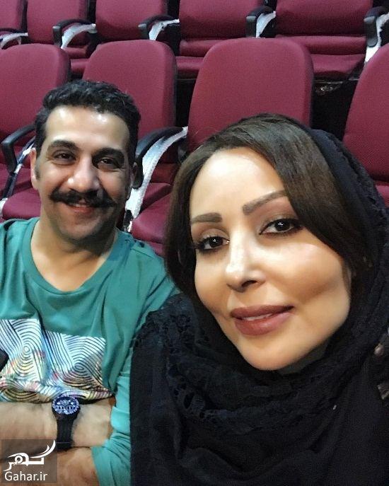 361492 Gahar ir واکنش پرستو صالحی به خواستگاری محمد نادری از وی / عکس