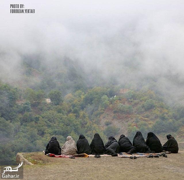 411577 Gahar ir تصاویر دیدنی از عزاداری محرم در روستای ماسوله