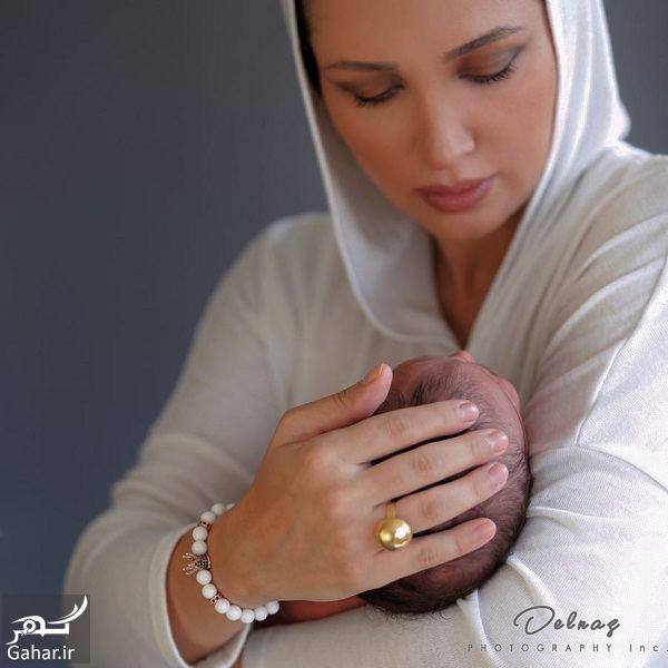 441546 Gahar ir تصاویر جدید و آتلیه ای از روناک یونسی و فرزند دومش
