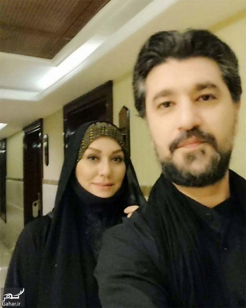 564479 Gahar ir عكس متفاوت اميرحسين مدرس و همسر دومش در نجف