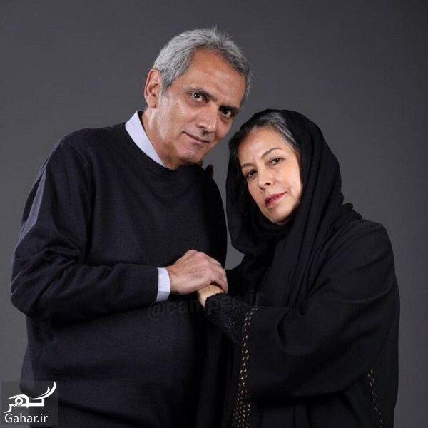 704448 Gahar ir عکس/ عاشقانه فرخ نعمتی و همسرش در چهل و چهارمین سالگرد ازدواج شان