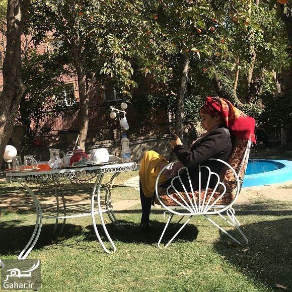 724005 Gahar ir عکس استراحت لاکچری لیندا کیانی