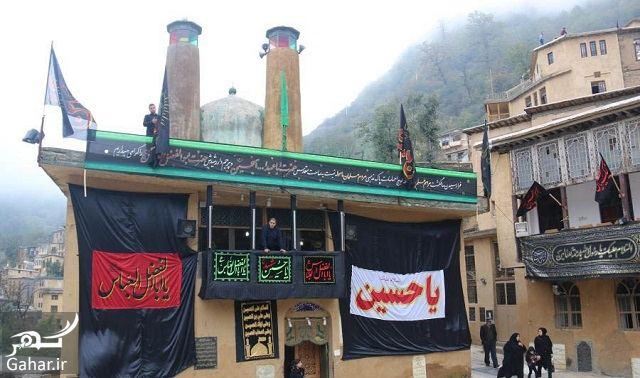729073 Gahar ir تصاویر دیدنی از عزاداری محرم در روستای ماسوله