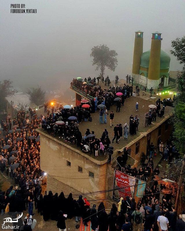 749041 Gahar ir تصاویر دیدنی از عزاداری محرم در روستای ماسوله