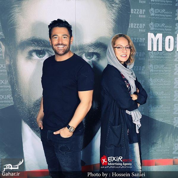 759883 Gahar ir عکس های جدید مهناز افشار در کنار محمدرضا گلزار با ژست های متفاوت