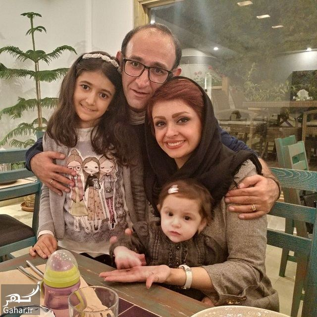 845262 Gahar ir عکس های سالگرد ازدواج هدایت هاشمی در کنار همسر جدید و فرزندش