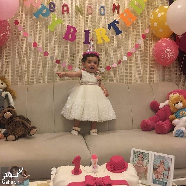 847016 Gahar ir تصاویر / جشن تولد یک سالگی دختر آزاده نامداری