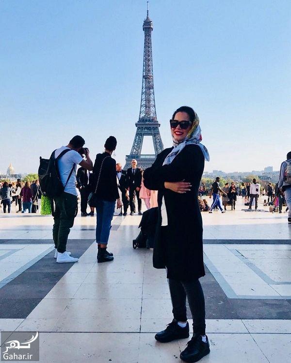 849025 Gahar ir عکس های دیدنی ملیکا شریفی نیا با تیپ متفاوت در پاریس!