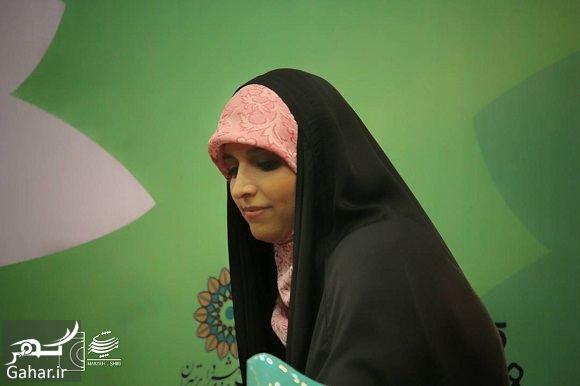 865953 Gahar ir عکسهای مژده لواسانی در جشن امضا کتابش خون انار گردن پاییز است