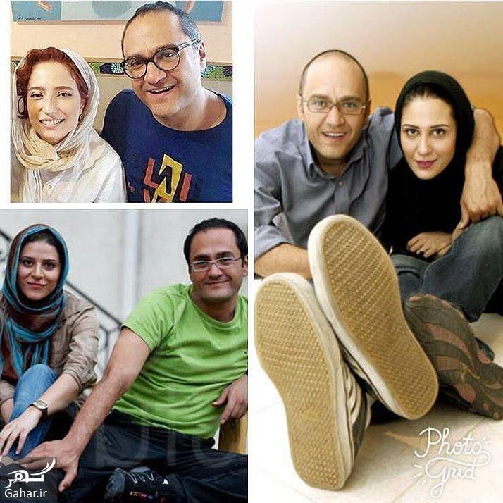 941676 Gahar ir عکس همسران رامبد جوان در یک نگاه