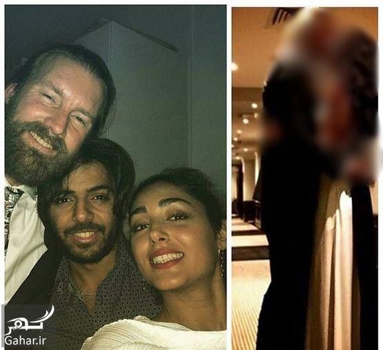 974991 Gahar ir عکس های جدید گلشیفته فراهانی در کنار همسر دومش!