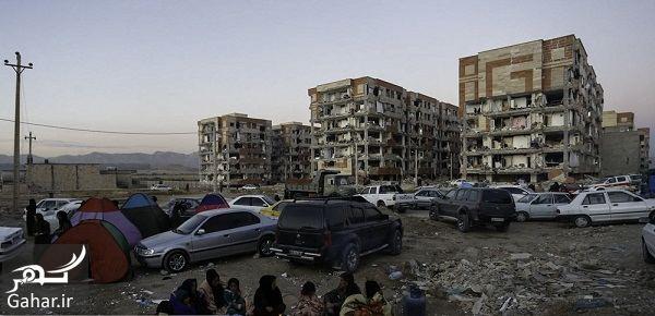 004275 Gahar ir مسکن مهر پس از زمین لرزه دیشب! / عکس