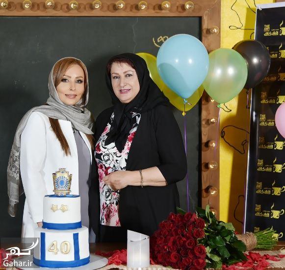 049064 Gahar ir عکسهای تولد 40 سالگی پرستو صالحی با مهمانان شاخص در آمفی کافه