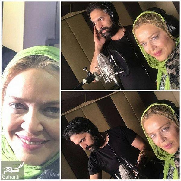 116336 Gahar ir خوانندگی بهاره رهنما و همسرش / عکس