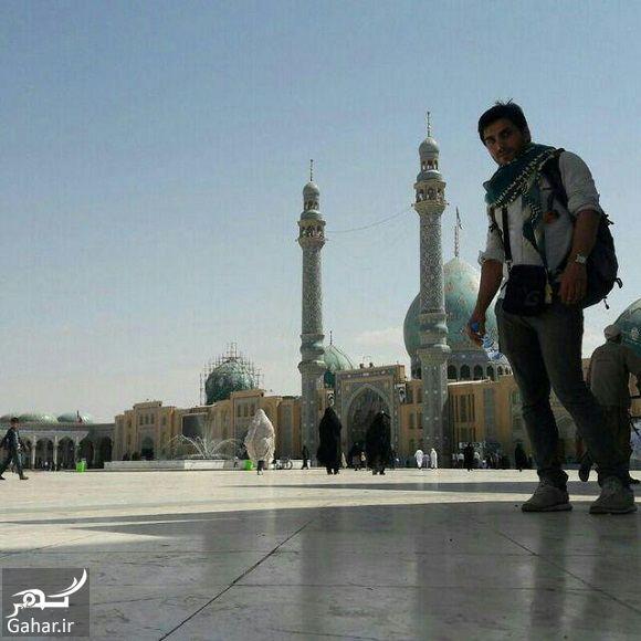 119214 Gahar ir بیوگرافی و عکسهای بابک نوری جوان مدافع حرم خوش چهره