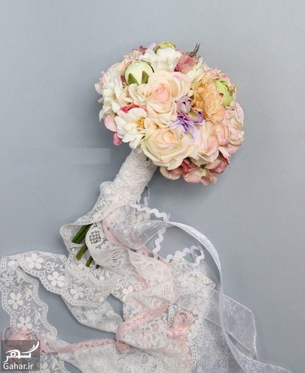 143319 Gahar ir مدل های خاص و شیک دسته گل عروس
