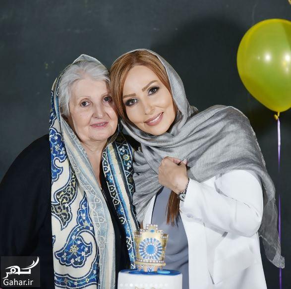 328628 Gahar ir عکسهای تولد 40 سالگی پرستو صالحی با مهمانان شاخص در آمفی کافه