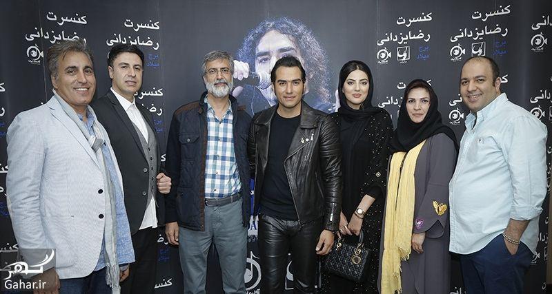 352827 Gahar ir عکسهای بازیگران زن در کنسرت رضا یزدانی