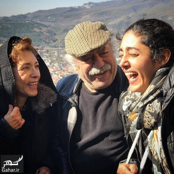 370766 Gahar ir تفریحات گلشیفته فراهانی با پدر و مادرش