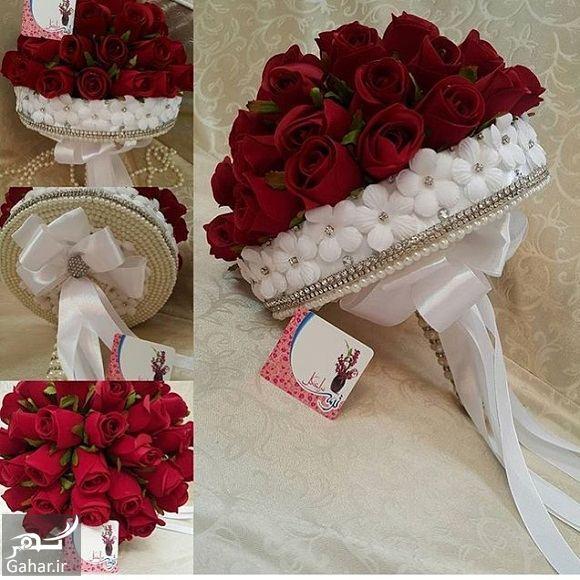 386614 Gahar ir مدل های خاص و شیک دسته گل عروس