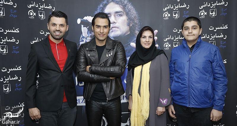 440515 Gahar ir عکسهای بازیگران زن در کنسرت رضا یزدانی