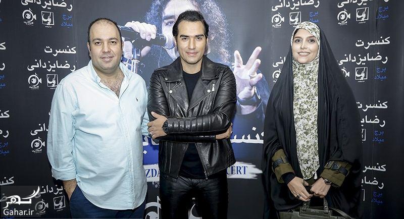 452916 Gahar ir عکسهای بازیگران زن در کنسرت رضا یزدانی