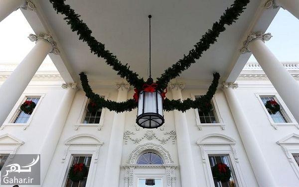 599728 Gahar ir عکسهای تزئین کاخ سفید برای کریسمس 2018