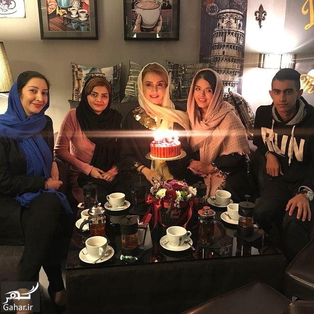 634356 Gahar ir تصاویر/ جشن تولد 40 سالگی شبنم قلی خانی توسط فن پیج هایش!