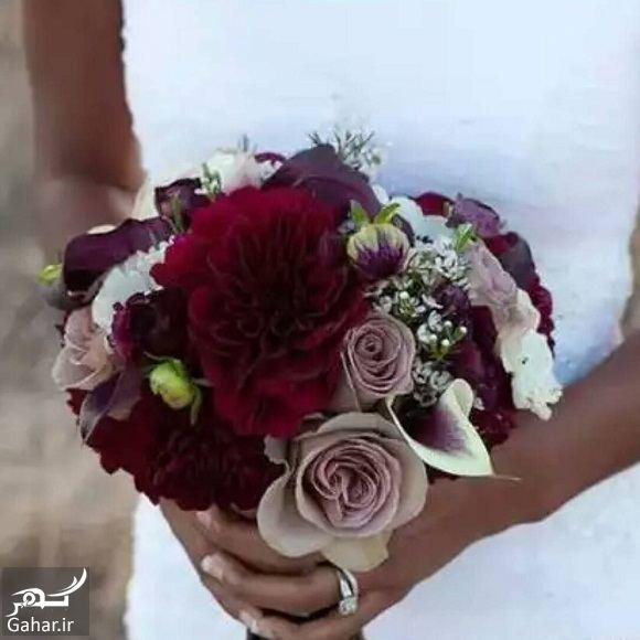 651750 Gahar ir مدل های خاص و شیک دسته گل عروس