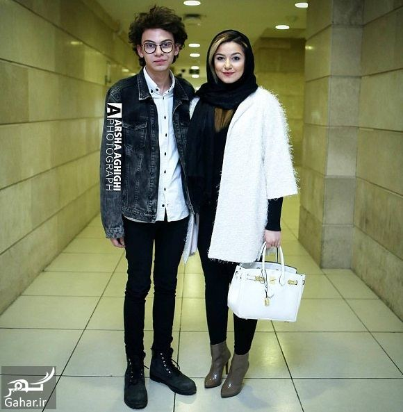 693303 Gahar ir عکس جدید پسر و دختر حسن جوهرچی