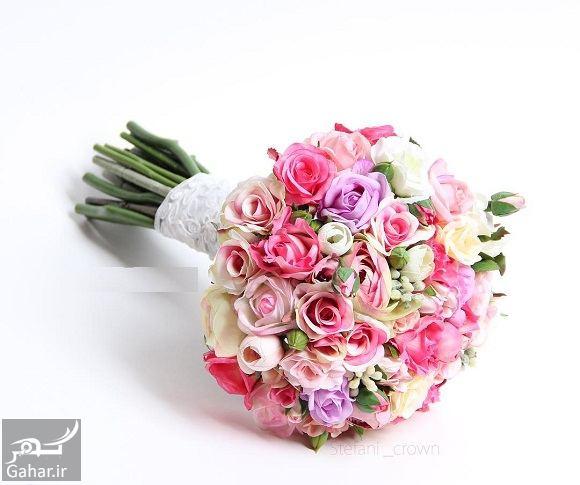 755576 Gahar ir مدل های خاص و شیک دسته گل عروس