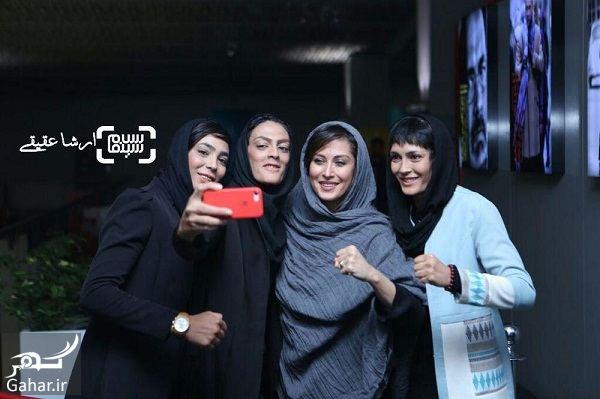 776506 Gahar ir عکسهای اکران خصوصی فیلم صفر تا سکو داستان خواهران منصوریان