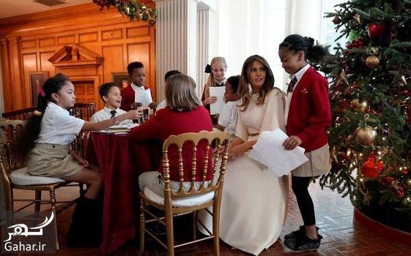 813899 Gahar ir عکسهای تزئین کاخ سفید برای کریسمس 2018