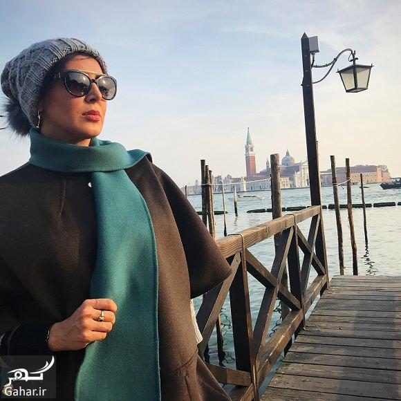 823257 Gahar ir عکسهای ونیز گردی لیلا بلوکات در ایتالیا