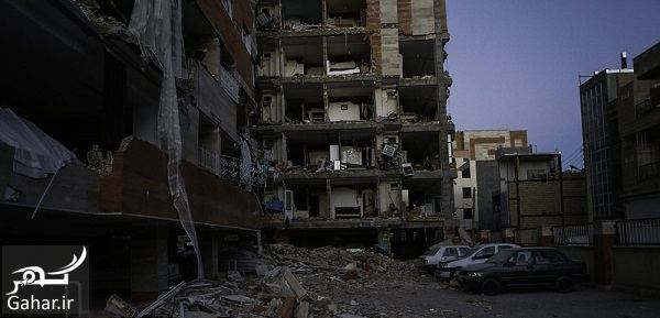 837659 Gahar ir مسکن مهر پس از زمین لرزه دیشب! / عکس