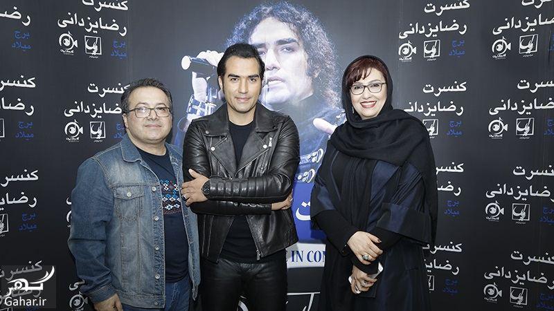 844218 Gahar ir عکسهای بازیگران زن در کنسرت رضا یزدانی
