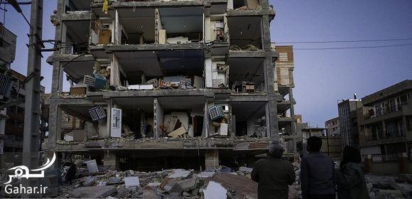 854914 Gahar ir مسکن مهر پس از زمین لرزه دیشب! / عکس