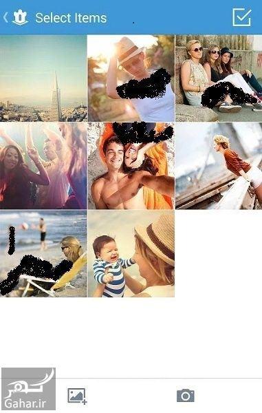 891853 Gahar ir آموزش تصویری مخفی کردن عکس ، فیلم و فایل در گوشی اندروید