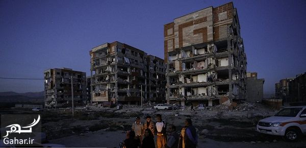 896541 Gahar ir مسکن مهر پس از زمین لرزه دیشب! / عکس