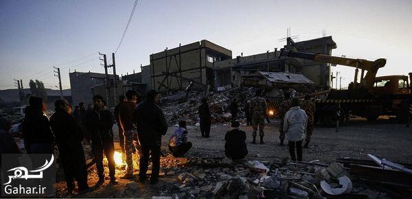 950724 Gahar ir مسکن مهر پس از زمین لرزه دیشب! / عکس