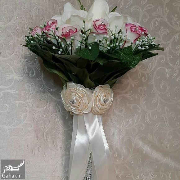 970059 Gahar ir مدل های خاص و شیک دسته گل عروس